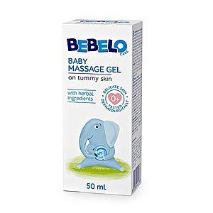 BEBELO Baby massage gel masážní gel 50 ml obraz