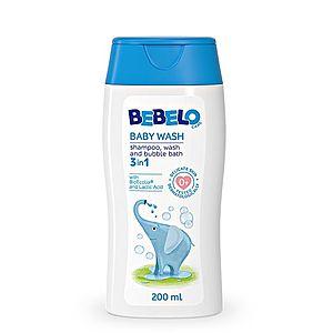 BEBELO Baby wash mycí gel 200 ml obraz