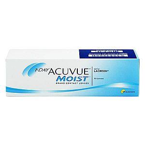 Acuvue 1-DAY Moist 30 čoček obraz
