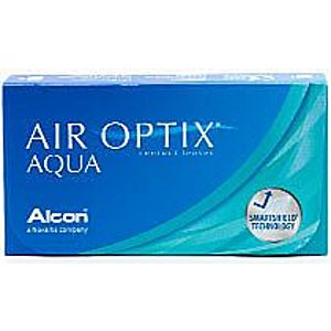 Air Optix Aqua 6 čoček obraz