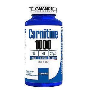 Carnitine 1000 - Yamamoto 90 tbl. obraz