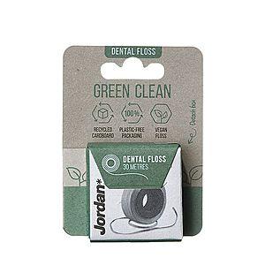 Jordan Green Clean dentální nit, 30 m obraz