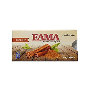 ELMA mastichové žvýkačky máta, dražé 10 ks Příchuť: Skořice obraz