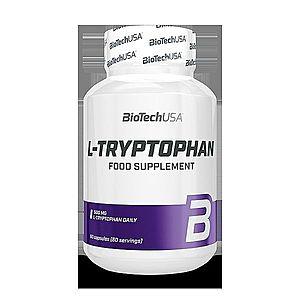L-Tryptophan - Biotech USA 60 kaps. obraz