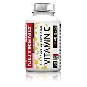 Vitamin C + šipky - Nutrend 100 tbl. obraz