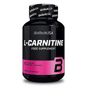 L-Carnitine 1000 - Biotech USA 30 tbl obraz