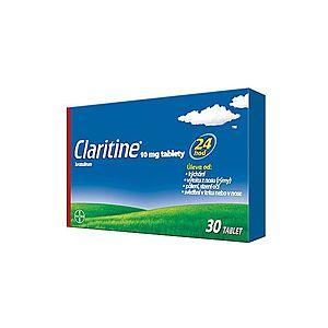 Claritine 10 mg 30 tablet obraz