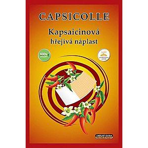Capsicolle Kapsaicinová hřejivá náplast 7x10 cm obraz