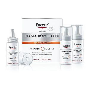 Eucerin Hyaluron-Filler Vitamin C Booster 3x8 ml obraz