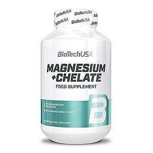 Magnesium + chelát - Biotech USA 60 kaps. obraz