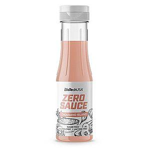 Zero Sauce - Biotech USA 350 ml. Barbecue obraz
