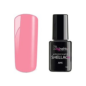 Ráj nehtů UV gel lak Shellac Me 12ml - June obraz