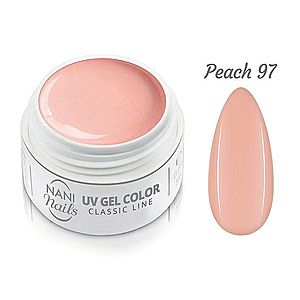 NANI UV gel Classic Line 5 ml - Peach obraz