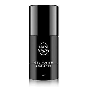 NANI gel lak 5 ml - Base/Top (2 v 1) obraz