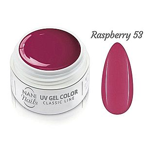 NANI UV gel Classic Line 5 ml - Raspberry obraz