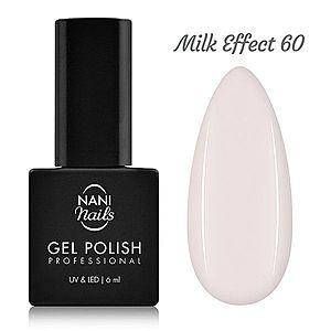 NANI gel lak 6 ml - Milk Effect obraz