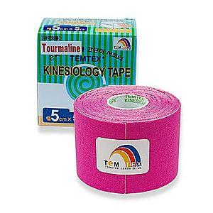 TEMTEX Tejpovací páska růžová 5cm x 5m obraz