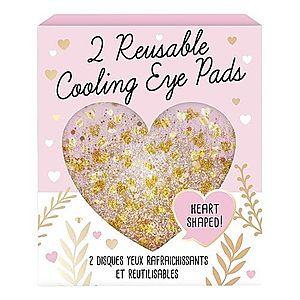 NPW - Heart Cooling Eye Pads - Chladivé polštářky na oči obraz