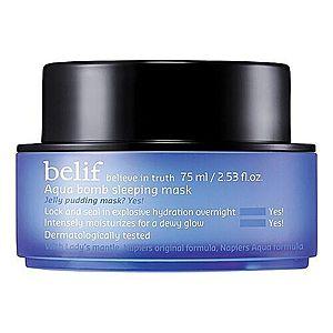BELIF - Aqua Bomb Sleeping Mask - Noční hydratační maska obraz