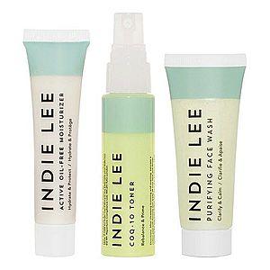 INDIE LEE - Kit Clarté - Sada s produkty péče o obličej obraz