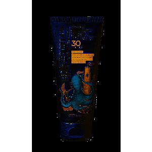 VIVAIODAYS BIO Voděodolný opalovací krém SPF 30 s kurkumou, 100 ml obraz
