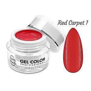 NANI UV/LED gel Professional 5 ml - Red Carpet obraz