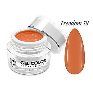NANI UV/LED gel Professional 5 ml - Freedom obraz