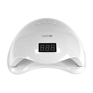 Ráj nehtů UV/LED LAMPA Excellent Pro 48W Home bílá obraz