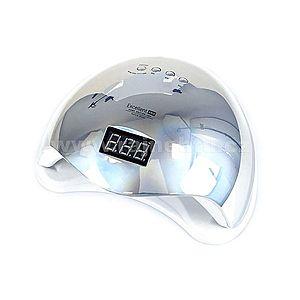Ráj nehtů UV/LED LAMPA Excellent Pro 48W Home stříbrná obraz
