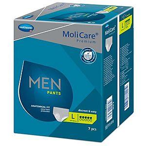 MoliCare Man Pants 5 kapek 5 kapek vel. L inkontinenční kalhotky 7 ks obraz