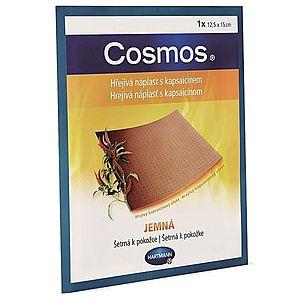 Cosmos Hřejivá náplast s kapsaicinem jemná 12, 5x15 cm 1 ks obraz