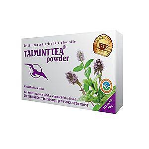 Hannasaki Taiminttea powder sypaný čaj 50 g obraz