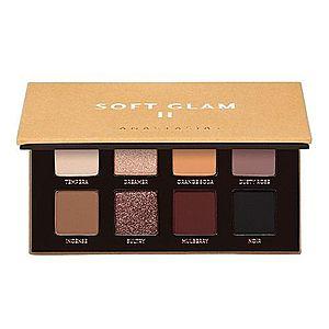 ANASTASIA BEVERLY HILLS - Soft Glam II Mini Eyeshadow Palette - Paletka očních stínů obraz