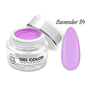 NANI UV/LED gel Professional 5 ml - Lavender obraz