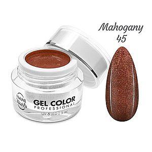 NANI UV/LED gel Professional 5 ml - Mahogany obraz