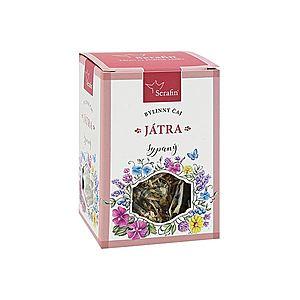 Serafin Játra bylinný čaj sypaný 50 g obraz