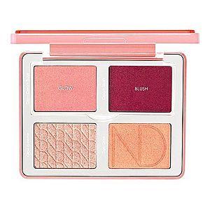 NATASHA DENONA - Bloom Blush & Glow Palette - Paletka na obličej obraz