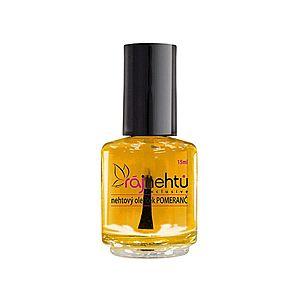 Ráj nehtů Nehtový olejíček 15 ml - Pomeranč obraz