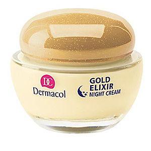 Dermacol Gold Elixir Omlazující kaviárový noční krém 50 ml obraz