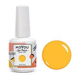 MoYou Premium Gel lak - Yellow Rain Coat 15ml obraz
