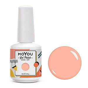 MoYou Premium Gel lak - Tickled Pink 15ml obraz