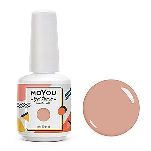 MoYou Premium Gel lak - Almond 15ml obraz
