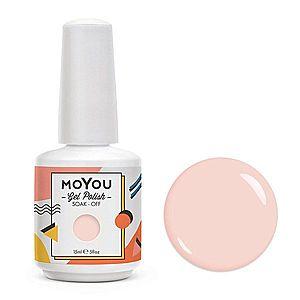 MoYou Premium Gel lak - Bare Minimum 15ml obraz
