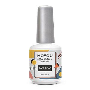 MoYou Premium Gel lak - Base Coat 15ml obraz
