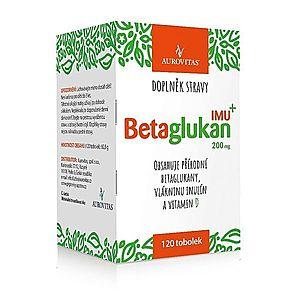 Betaglukan IMU 200 mg 120 tobolek obraz