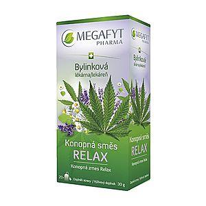 Megafyt Bylinková lékárna Konopná směs Relax 20x1, 5 g obraz