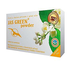 Hannasaki Jas Green powder sypaný čaj 50 g obraz