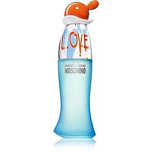 Moschino I Love Love toaletní voda pro ženy 50 ml obraz