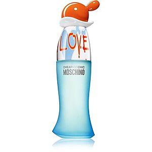 Moschino I Love Love toaletní voda pro ženy 30 ml obraz