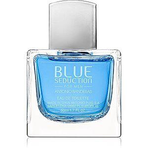Antonio Banderas Blue Seduction toaletní voda pro muže 50 ml obraz